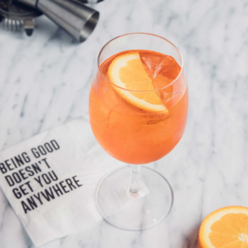 Classified Aperol Spritz newsletter
